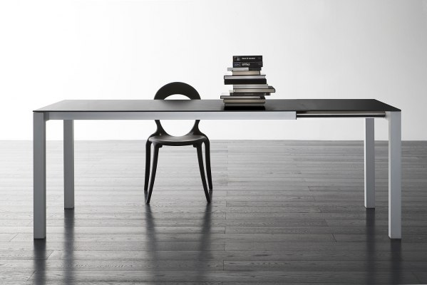 Tavoli da cucina in alluminio allungabili - Soluzioni per la cucina ...